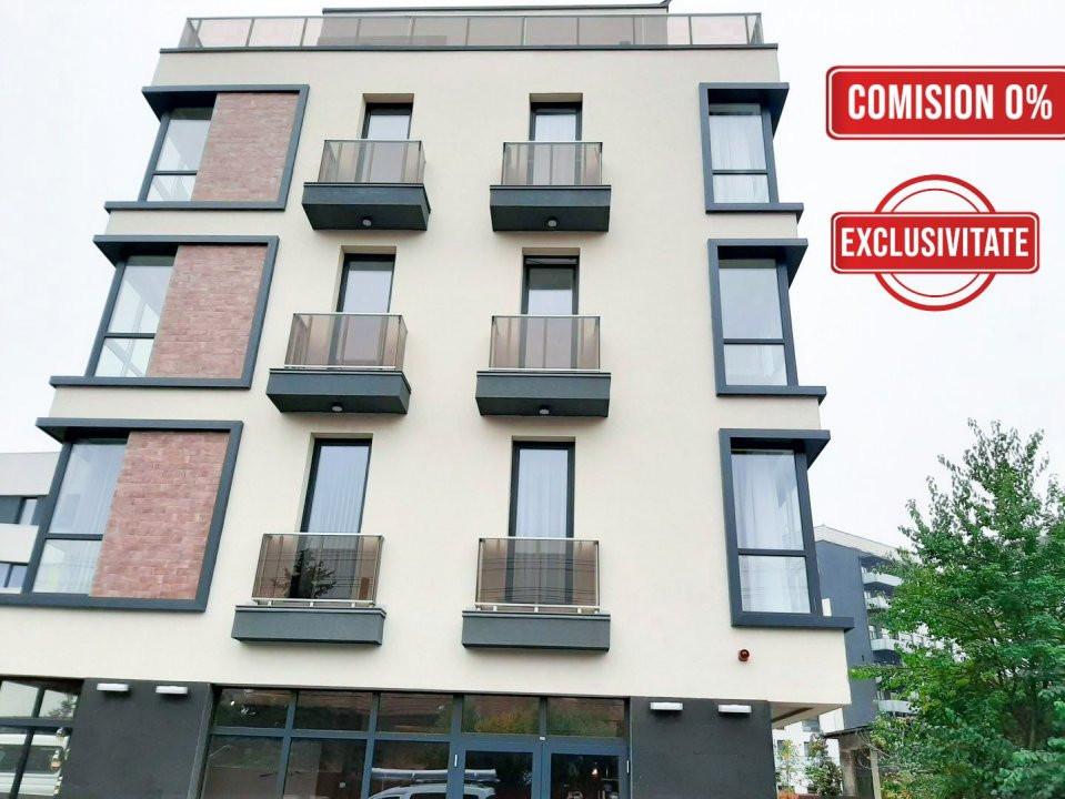 Ultimul apartament cu 2 camere decomandate in bloc nou, zona Centrala!