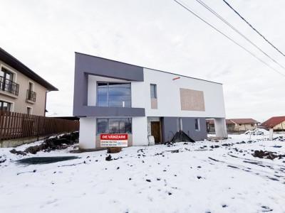 Casa individuala 4 camere | 500mp teren | vedere panoramica | Borhanci