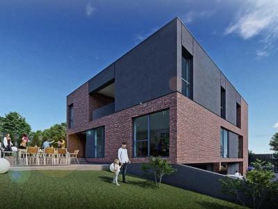 Casa tip duplex   garaj pentru 2 masini   teren 318 mp   zona Europa!
