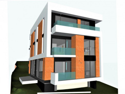 Apartament in vila cu terasa de 141 mp in Andrei Muresanu!