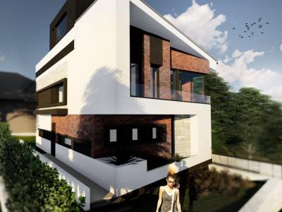 Teren autorizat pentru casa individuala in zona C.A. Rosetti!