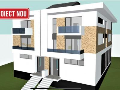 Apartament in vila la etajul 1 in zona Iulius Mall - Gheorgheni!
