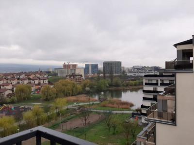 Penthouse 4 camere | Terasa 70 mp | Panorama spre lac | Iulius Mall!