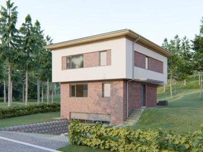 Casa individuala   Teren 1300mp   Liziera padurii Faget!