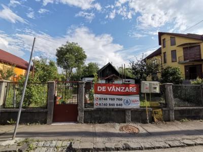 Teren autorizat pentru casa individuala   zona de case a cart. Zorilor