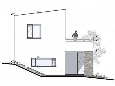 Casa individuala   115 mp utili   285 mp teren   cartierul Borhanci!